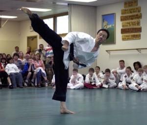 Master Kick Chay's Tae Kwon Do